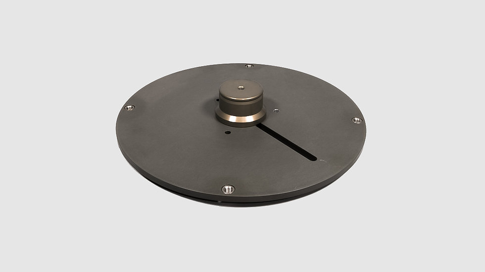 GF-7014 — Base plate with adjustable Euro adapter
