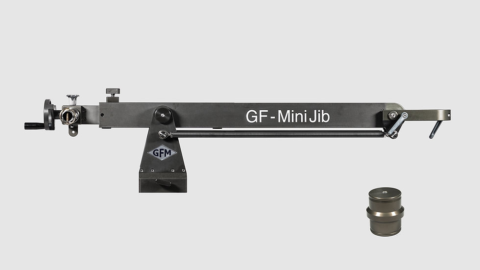 GF-7700S — GF-Mini Jib Set incl. Accessories and Case