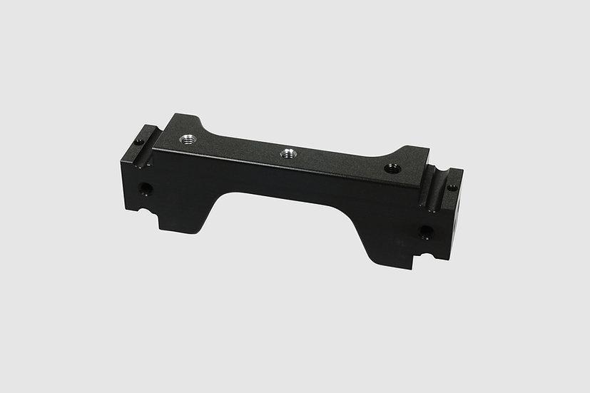 AL-2521 — Flat end mount (1 piece)