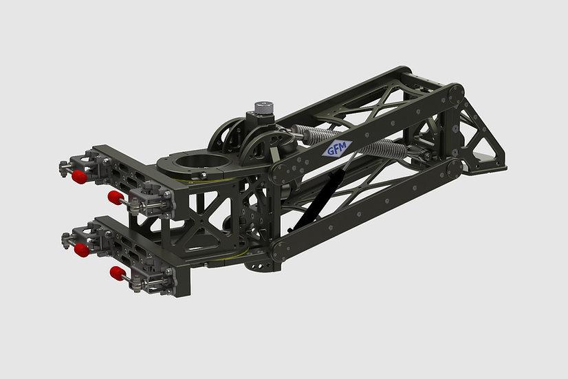 GF-1060S — GF-Maxi Shock Absorber Set incl. Transport Case