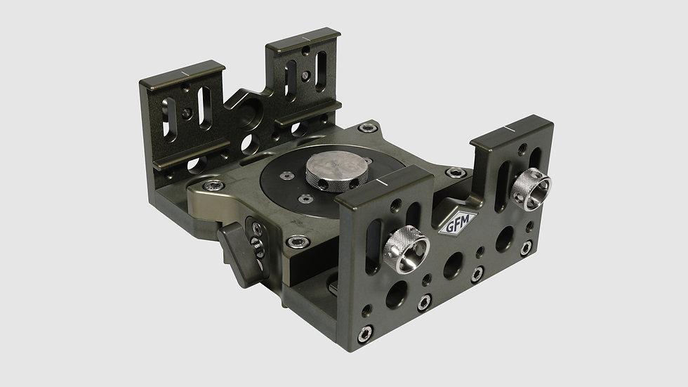 AL-2580 - Euro-adapter mount with pan bearing