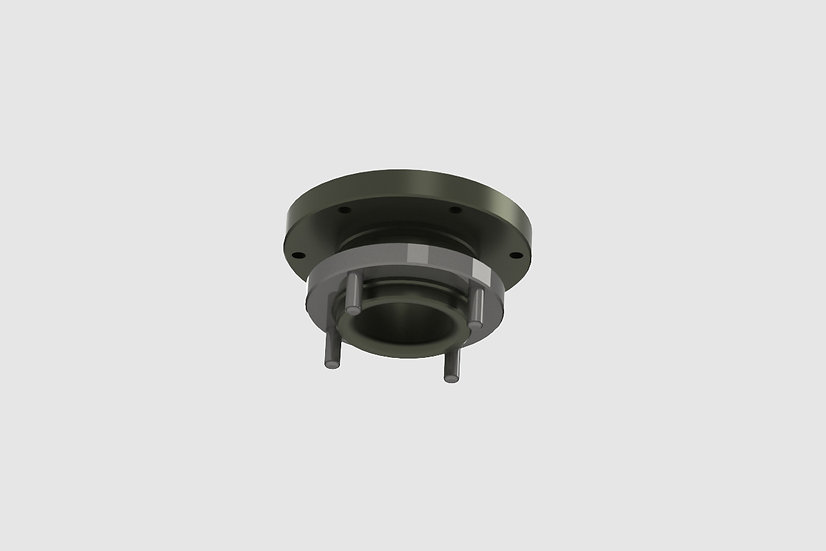 GF-1072 — Mitchell base mount for GF-Vibration Isolator