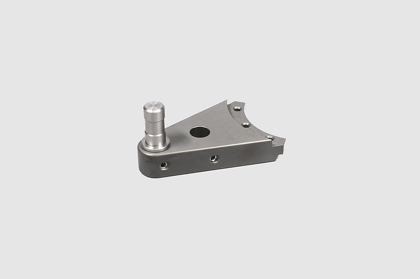 GF-7005 — Second seat adapter for turnstile mount