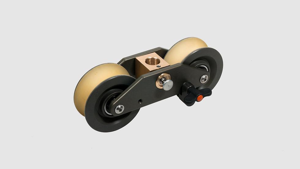 GF-8321 — Track wheel set Vulkollan® (4 pcs.)