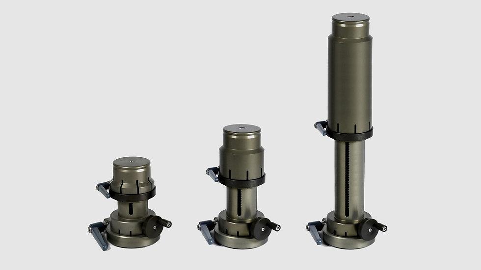 """AL-2312 — Mini Cranked Riser (small), 10–14cm / 4""""–6.5"""""""