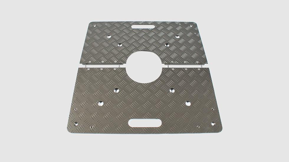 AL-1509/2 — Grip Kit Dolly platform (standard track)