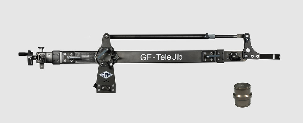 GF-7500S — GF-Tele Jib Set incl. Accessories and Transport Trolley