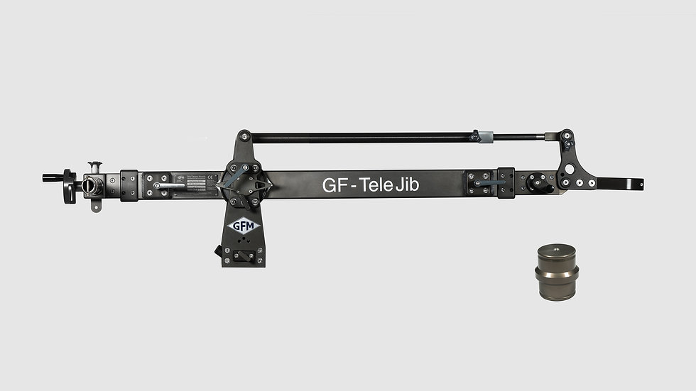 GF-7500S — GF-Tele Jib Set incl. Trolley, Weights and Accessories