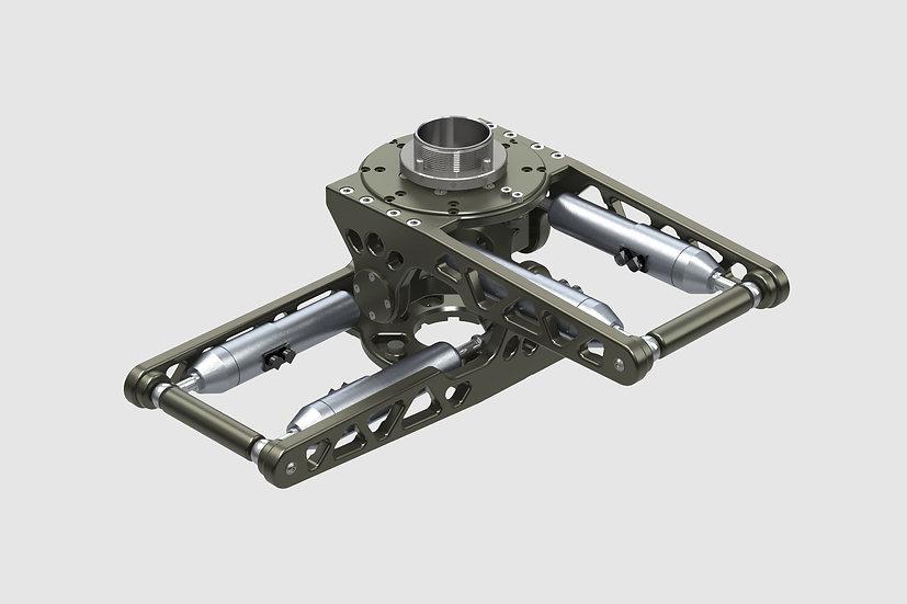 GF-1050S — GF-Iso Dampener Set incl. Transport Case
