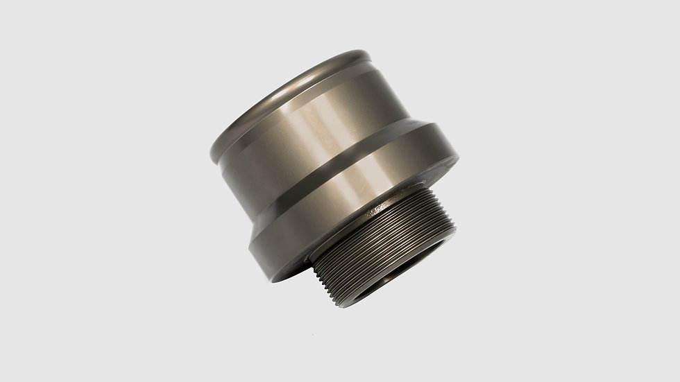 AL-2369 - Euro-adapter for Combi-Rig tubes