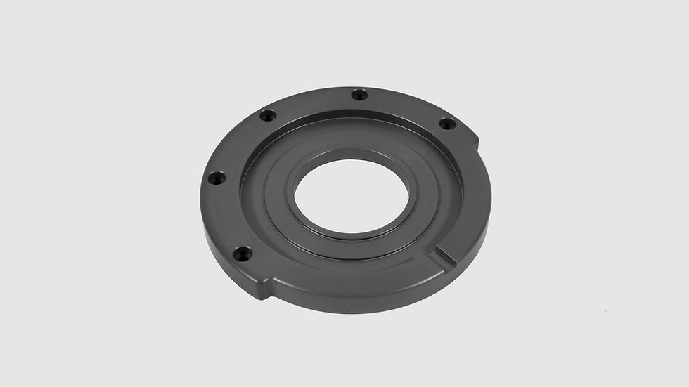 AL-2156 — Mitchell plate for Off-Set Ball Adapter