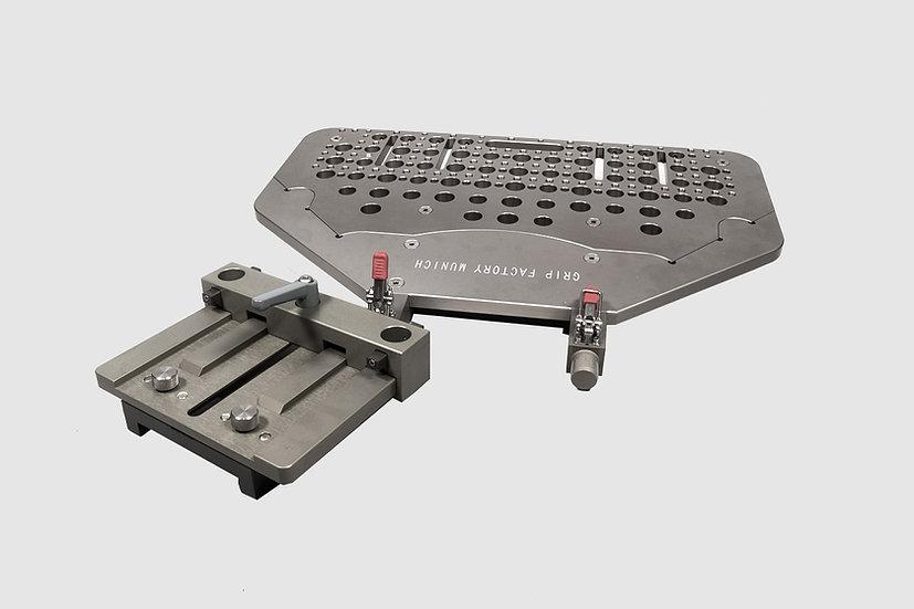 GF-7007 — Multifunctional High/Low platform system