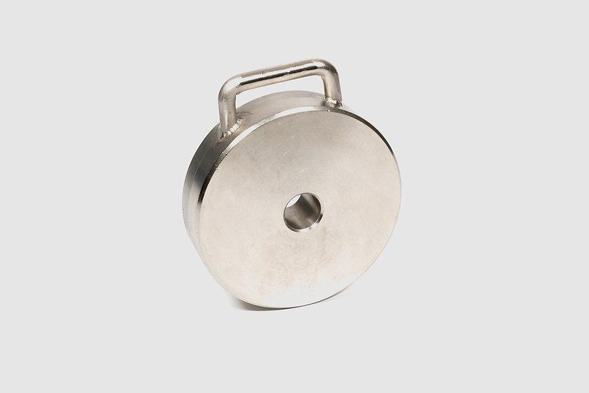 AL-2403 — Counterweight 12 kg / 26 Ibs (round)