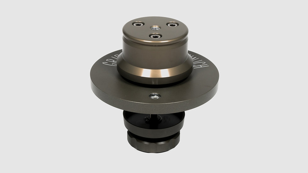 AL-2382 - Flat base tripod adapter (150 & 100 mm) with Euro-adapter