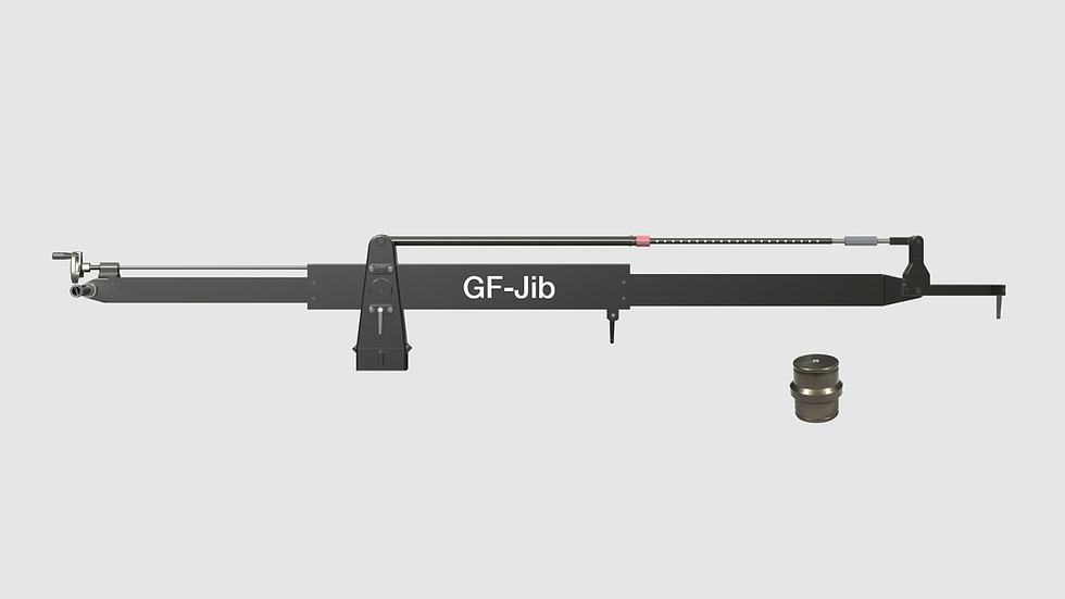 GF-7800S — GF-Jib Set incl. Trolley, Weights and Accessories