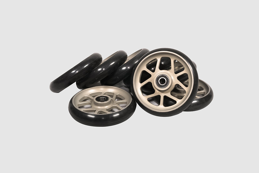 GF-7009 — Set of hard studio wheels (8 pcs.)