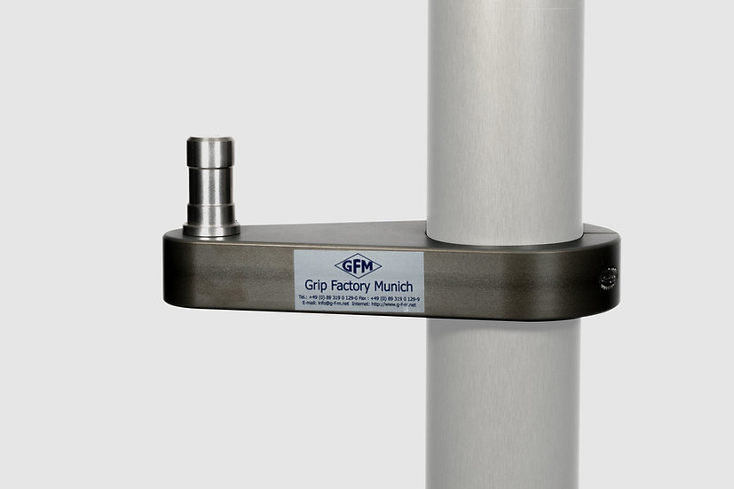 AL-2367 — Universal bracket (Euro to 25mm Off-set)
