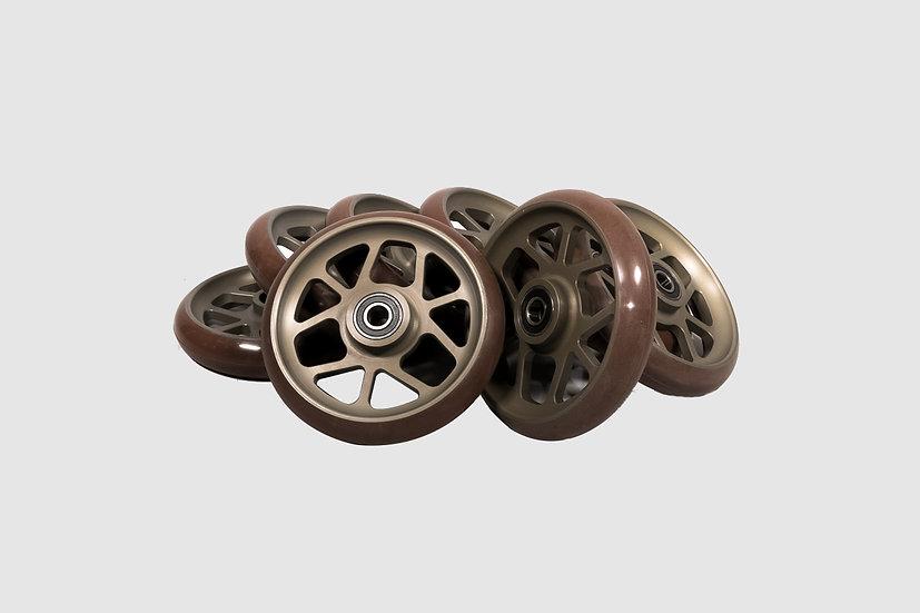 GF-7009/1 — Set of soft studio wheels (8 pcs.)