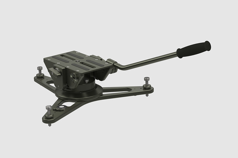 AL-2190 — GF-Low Rocker Set incl. Transport Case