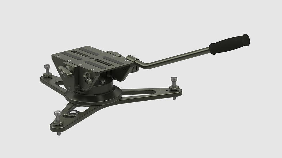 AL-2190 — GF-Low Rocker Full Set incl. Case