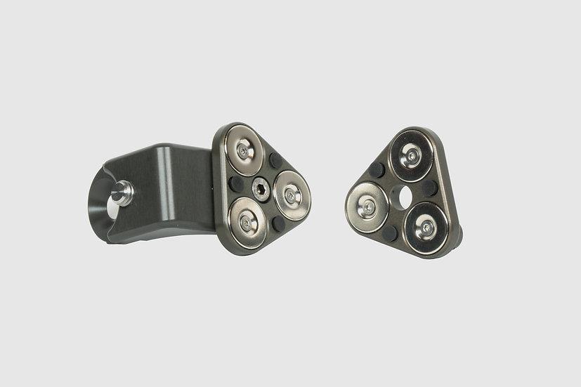 AL-2525 — Set of magnetic end stops