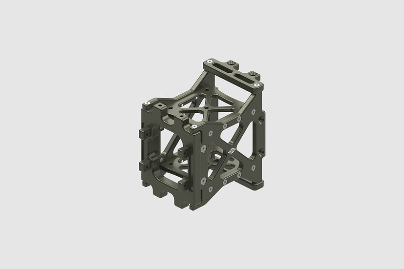 GF-1066/1 — Extension Cube for GF-Mini Shock Absorber