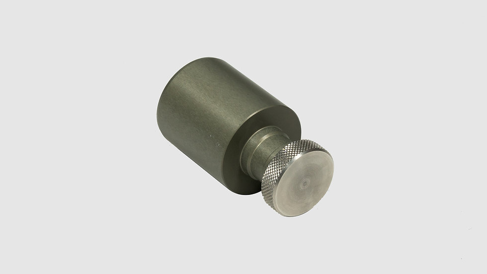 AL-2363/1 - Connector for counterweight rod on 25mm pin