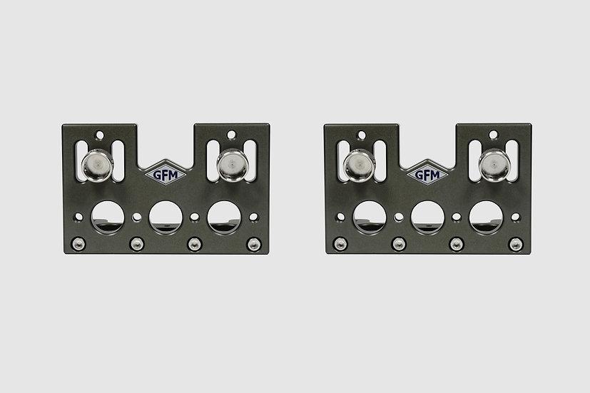 AL-2585 — Side plates, large (2 pcs.)