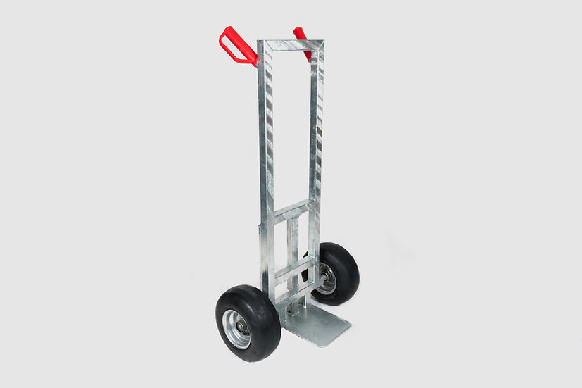 AL-1011 — Trolley for weight carriers