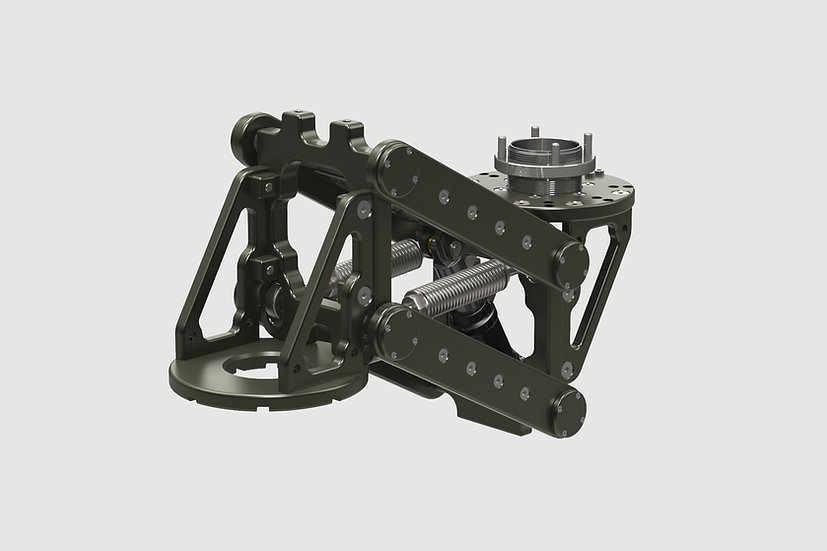 GF-1065S — GF-Mini Shock Absorber Set incl. Transport Case