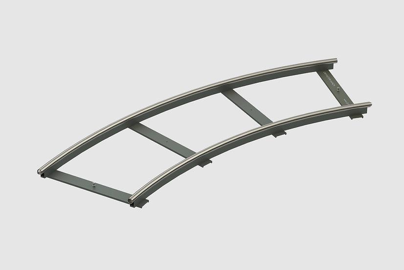 TR-30456 — GF-Track (62cm gauge) 45° Curve