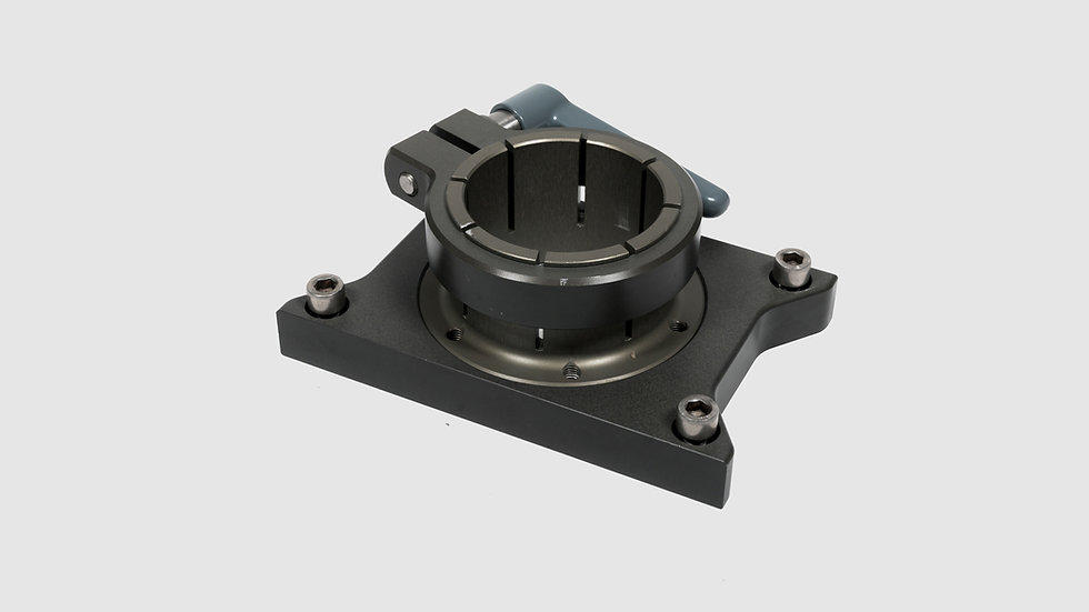 AL-2165 - Combi-rig Tube or Double Euro-adapter Mount for tracking carriage
