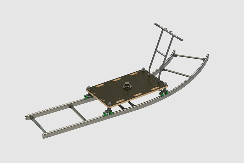 GF-1516S — GF-Track Dolly (120cm) Set