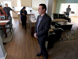 Writing love letters, bidding $100,000 extra: Buying a Southern California home is 'insane'