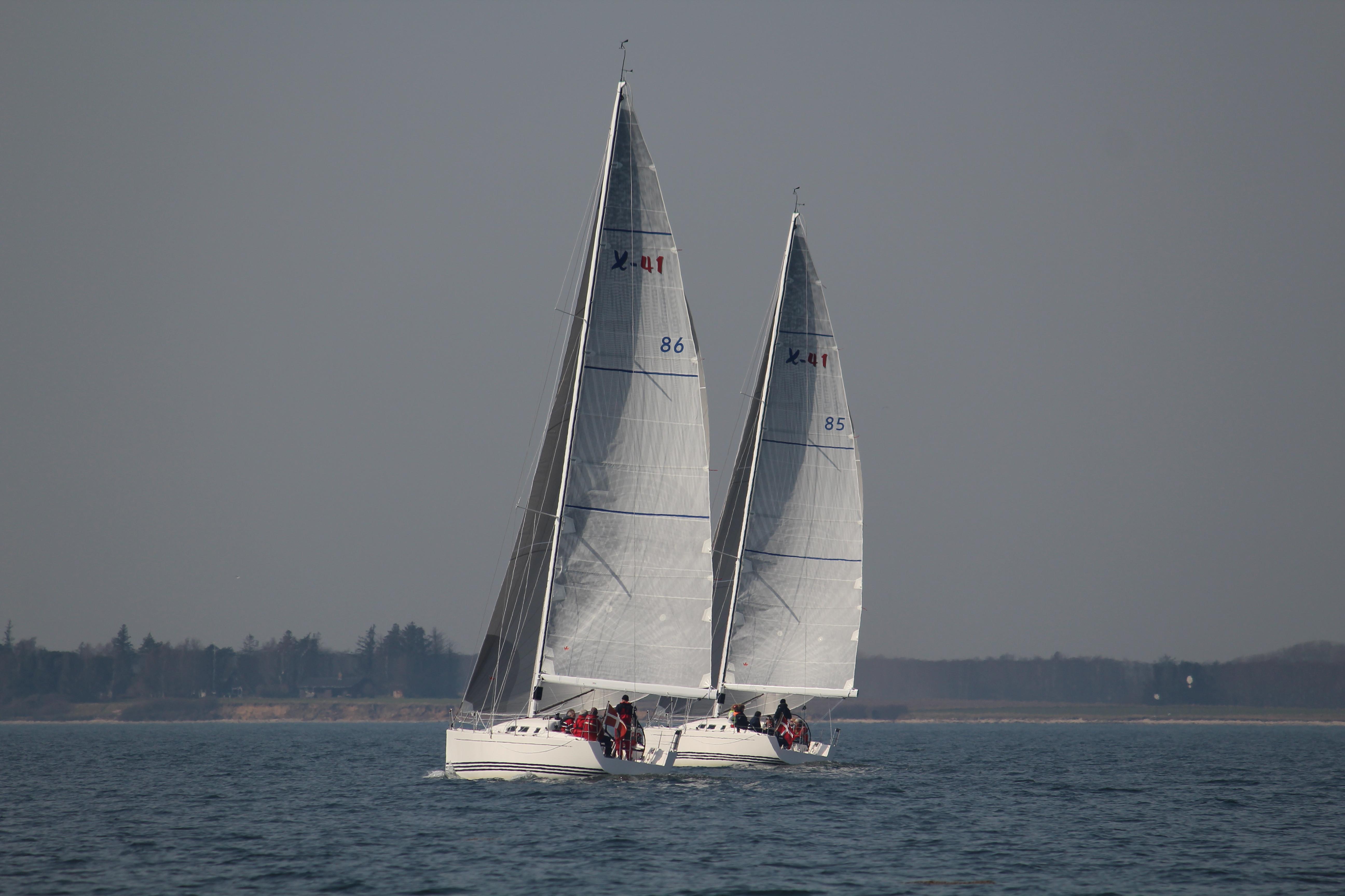 Season sailing