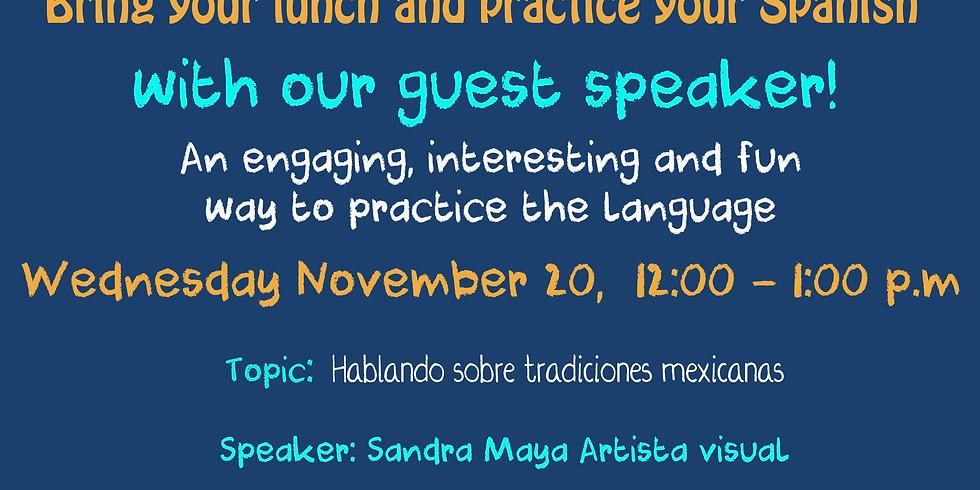 Lets Talk in Spanish
