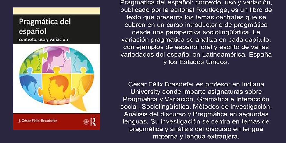 Presentación del Libro: Pragmática del español