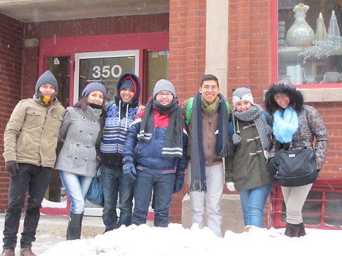 English Winter Immersion Program