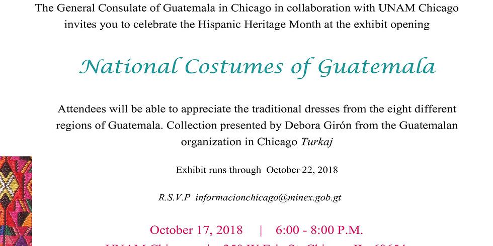 National Costumes of Guatemala