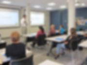 curso de salubridad en español sanidad Chicago