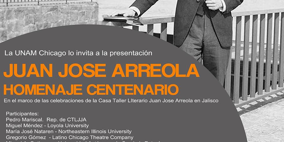 Homenaje Juan Jose Arreola