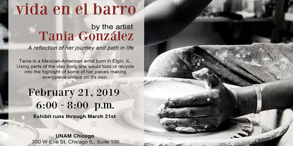 Sculpture exhibit by Tania Gonzalez