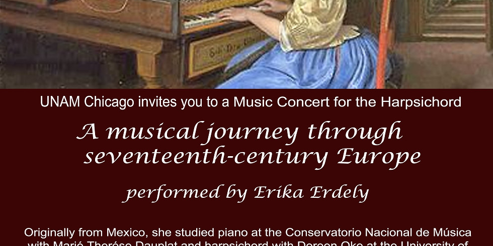 Music Concert for the Harpsichord