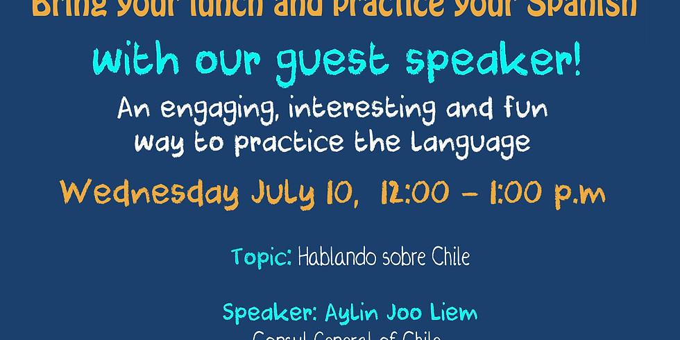 Let's Talk...in Spanish!