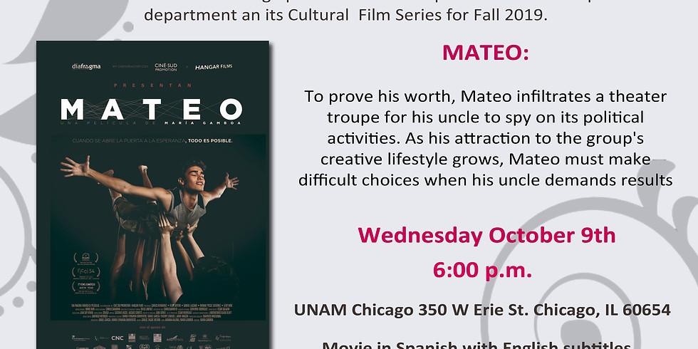 Mateo, Film presentation