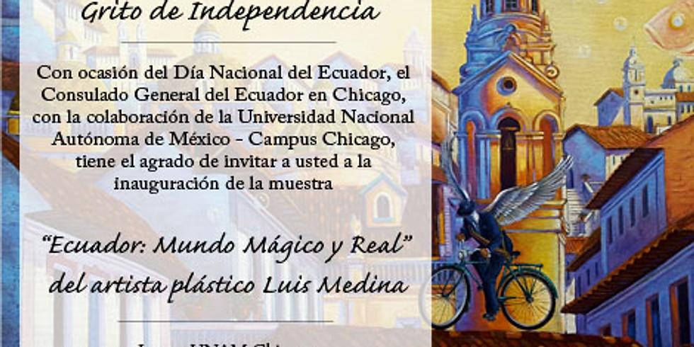 Exhibit Opening: Ecuador Mundo Mágico y Real