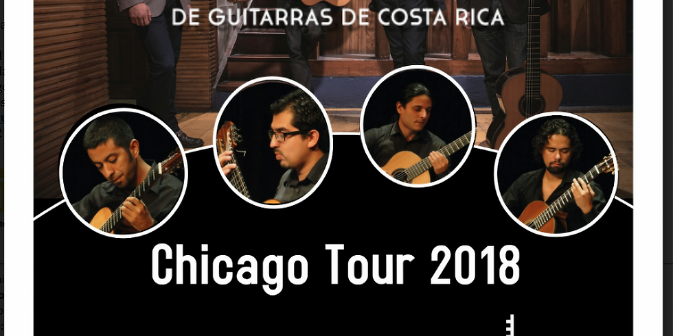 Cuarteto de guitarras de Costa Rica