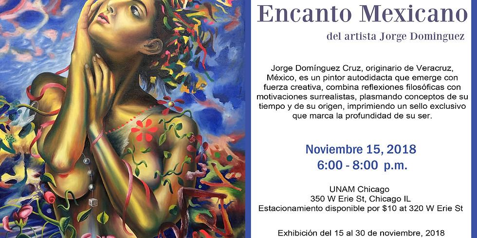 Exhibición Encanto Mexicano
