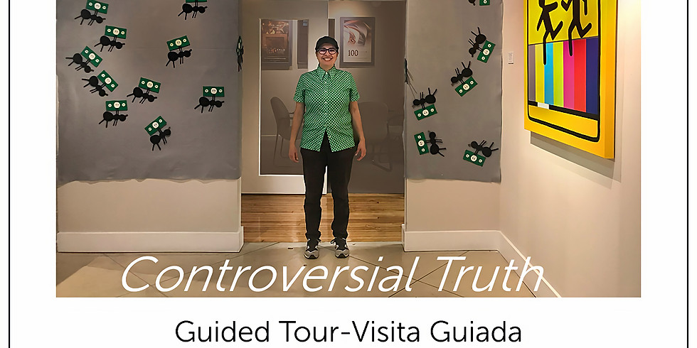 Guided Tour Controversial Truth