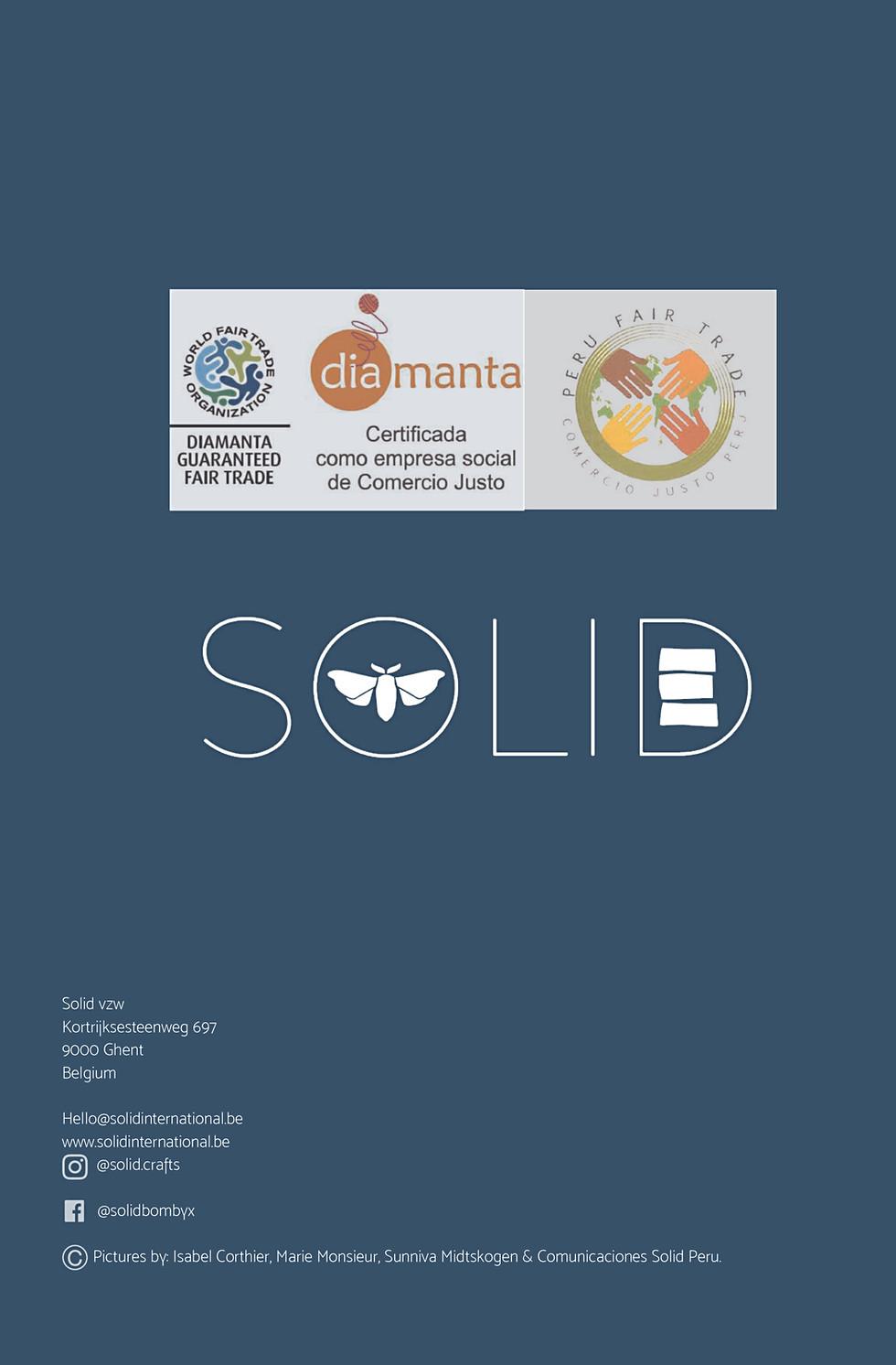 Label Peru Fair Trade
